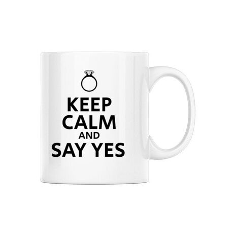 Cana Mireasa Say yes Alb