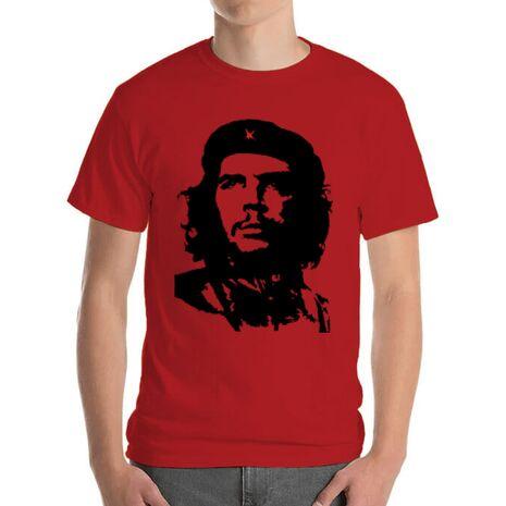Tricou ADLER barbat Che Guevara Rosu