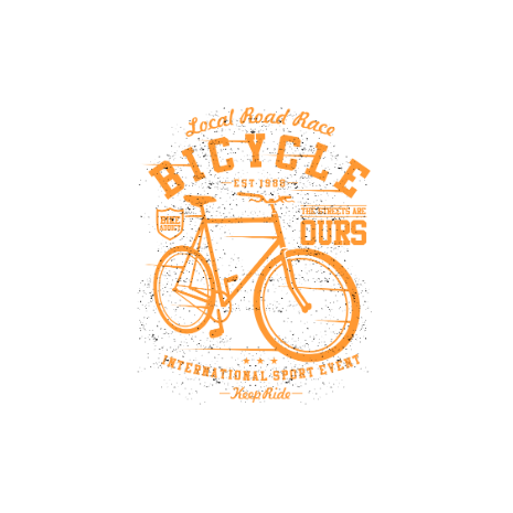 Tricou Bicycle