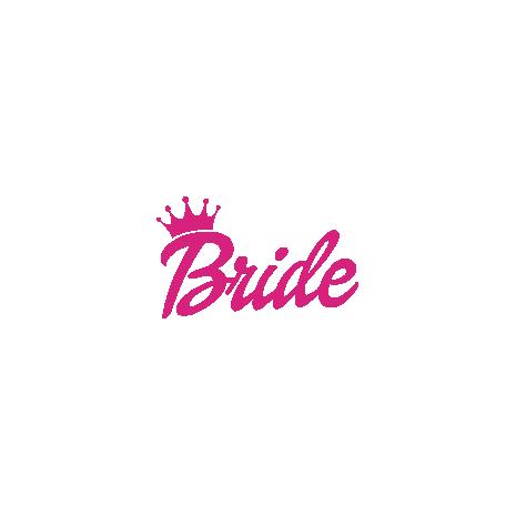 Tricou Barbie Bride