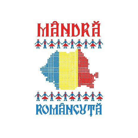 Tricou Mandra romancuta