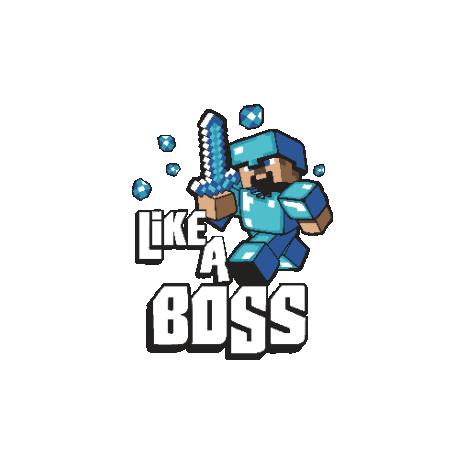 Tricou Like a boss