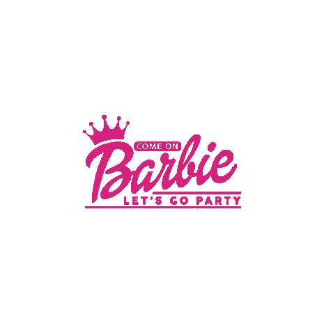 Tricou Come on Barbie