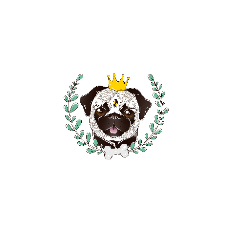 Tricou King Of Pug