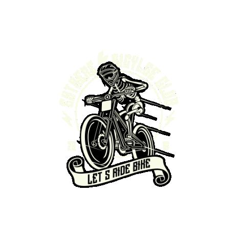 Tricou Lets Ride Bike