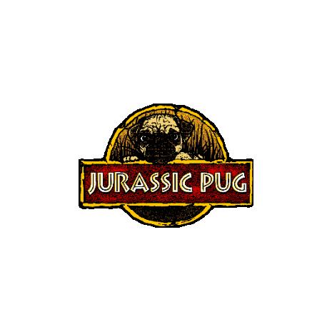 Tricou Jurassic Pug