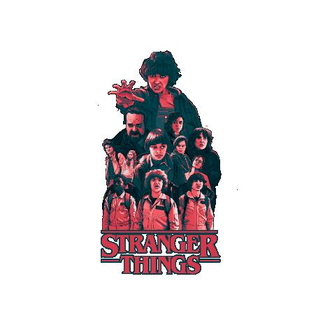 Tricou Stranger team