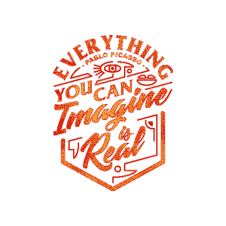 Tricou Everything You Can Imagine is Real