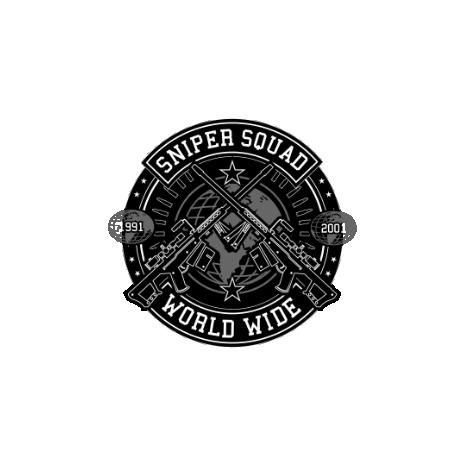Tricou Sniper Squad