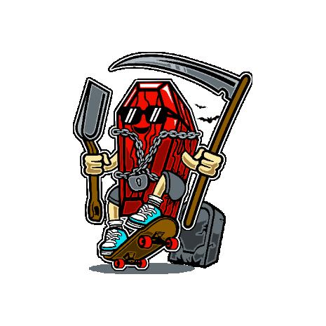 Coffin Skater