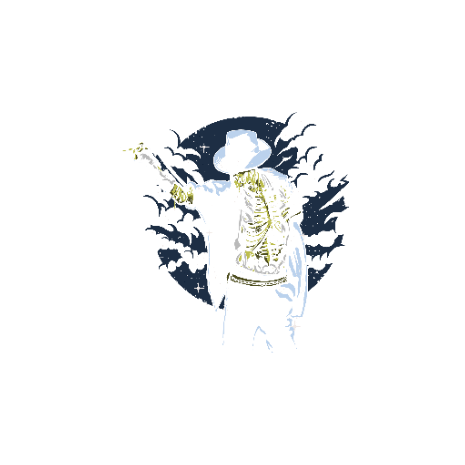 Tricou Zombie Pop