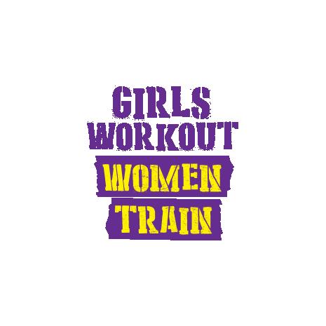 Tricou Women train
