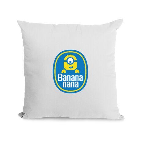 Perna personalizata Bananana Alb