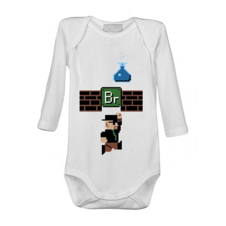 Baby body Breaking Mario Alb