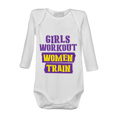 Baby body Women train Alb
