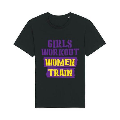 Tricou STANLEY STELLA barbat Women train Negru