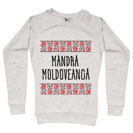Bluza ADLER dama Mandra moldoveanca Migdala melanj