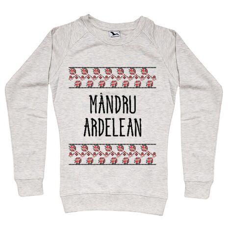 Bluza ADLER dama Mandru ardelean Migdala melanj