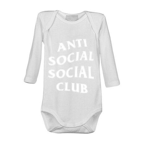 Baby body Anti social Alb