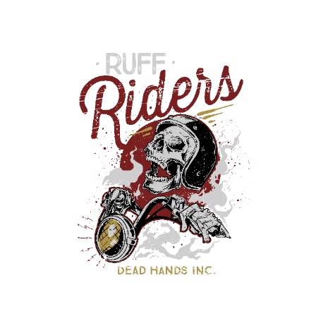 Tricou Ruff riders