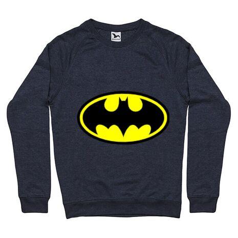 Bluza ADLER barbat Batman Denim inchis