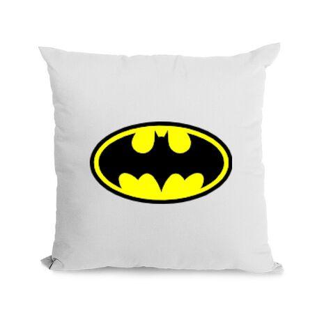 Perna personalizata Batman Alb