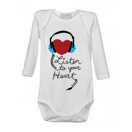 Baby body Listen to your heart Alb