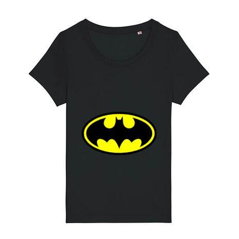 Tricou STANLEY STELLA dama Batman Negru