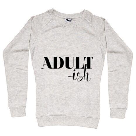 Bluza ADLER dama Adultish Migdala melanj
