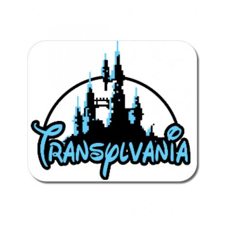 Mousepad personalizat Transylvania Alb