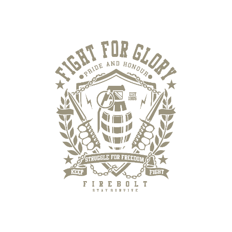Tricou Fight for glory