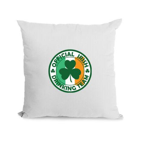 Perna personalizata Irish Drinking Team Alb