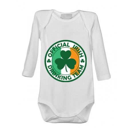 Baby body Irish Drinking Team Alb