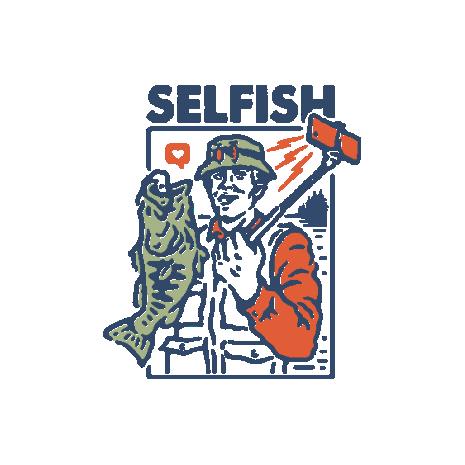Tricou SELFISH