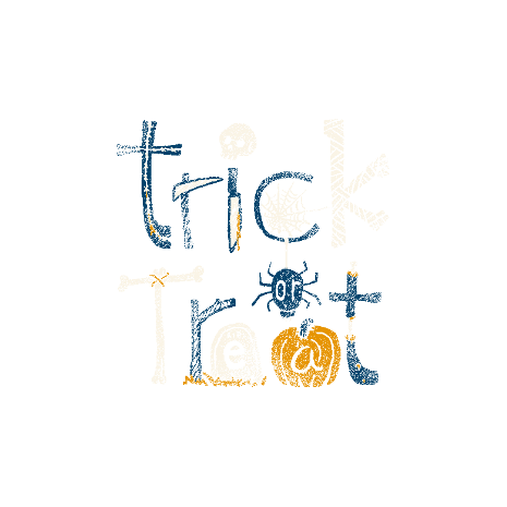 Tricou Trick or Treat