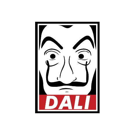 Tricou Dali mask