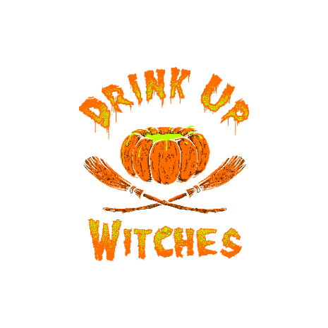 Tricou Drink up witches