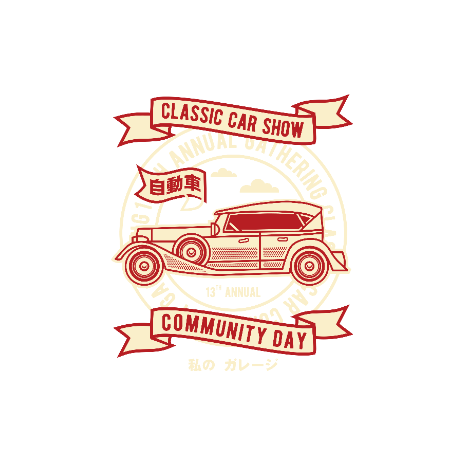 Tricou Classic Car Show