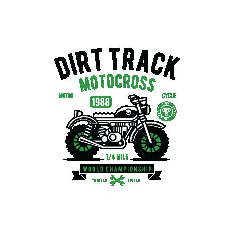 Tricou Dirt Track