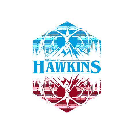 Tricou Welcome to Hawkins