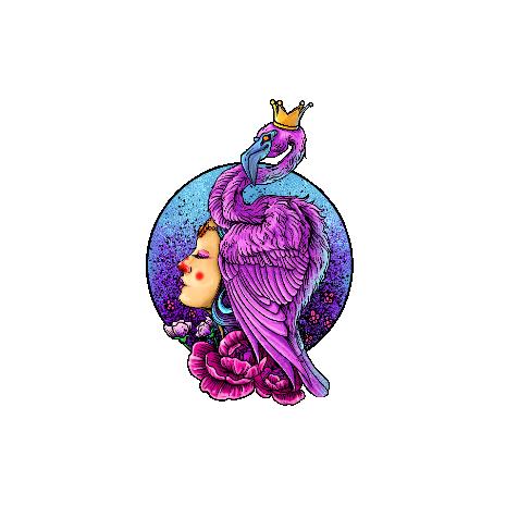 Tricou Queen
