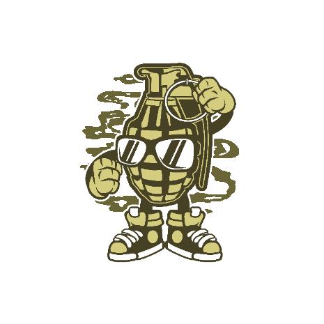 Tricou Grenade