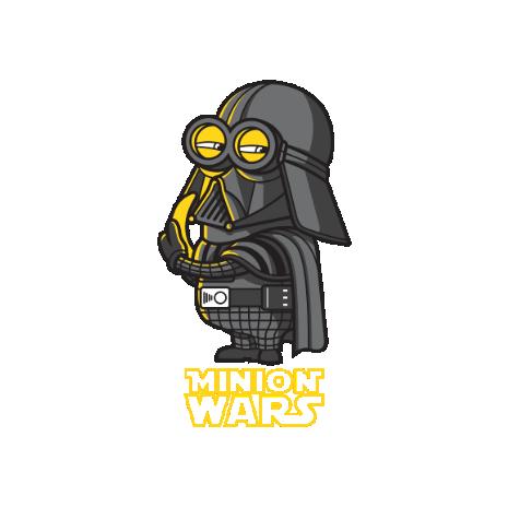 Tricou Minion Wars