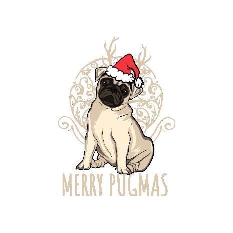 Tricou Merry pugmas