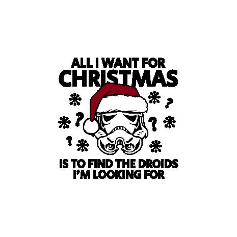 Tricou Christmas Trooper