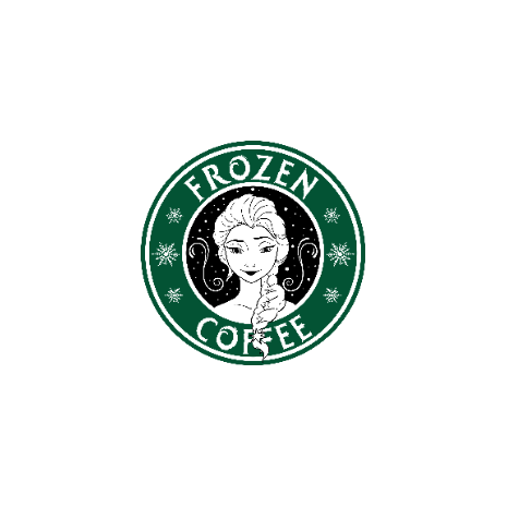 Tricou Frozen coffee