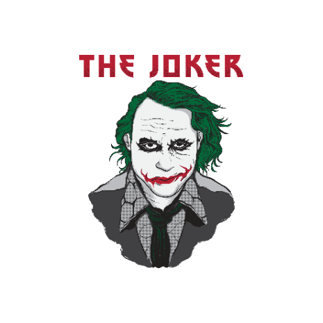 Tricou The joker