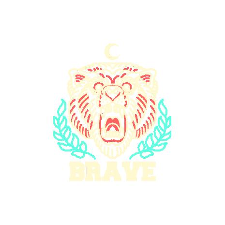 Tricou Brave