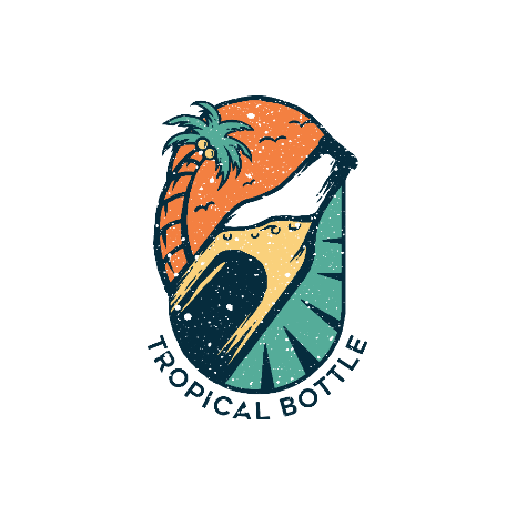 Tricou Tropical bottle