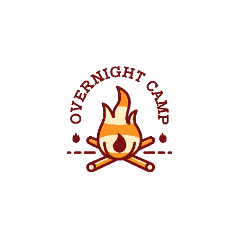 Tricou Overnight camp